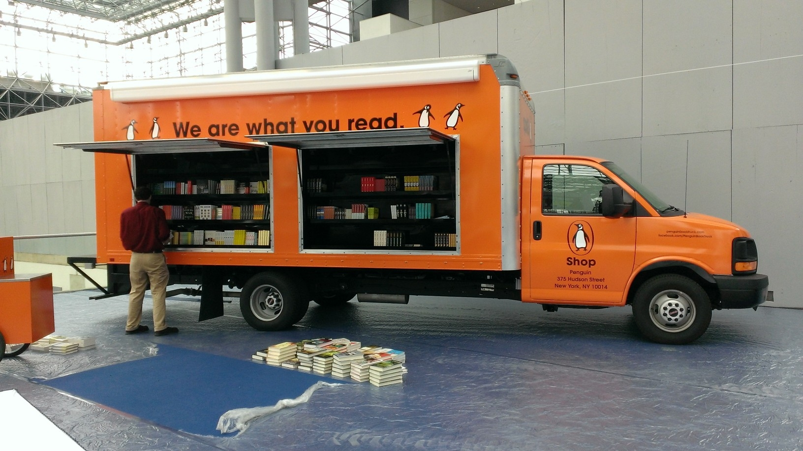 New York Tom Food Truck