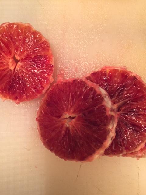 Stephanie Blood Orange