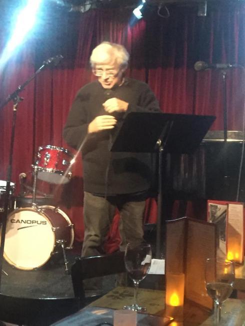 Steve Dalachinsky Burroughs