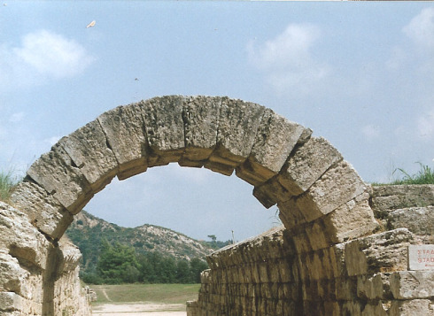 Ancient Olympics Nikolopoulos