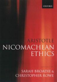 AristotleNicomacheanEthics